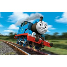 10155Zu Foaie zahar Locomotiva Thomas the Tank Engine 29x20cm