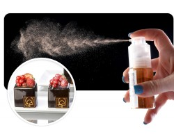 23260 Spray colorant alimentar auriu pulbere perlescenta Modecor 10g