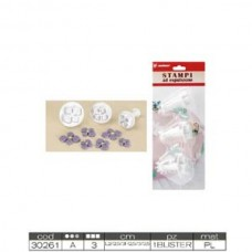 30261 Set decupatoare floare hortensie Modecor