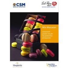 Mix Macaron Margueritte CSM France 4kg