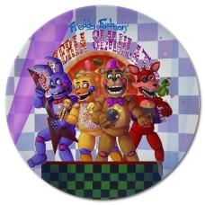 fnaf6d Disc vafa Freddy d14.5 cm