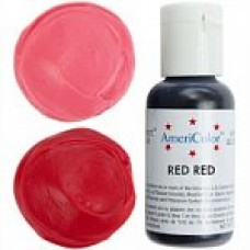 119 COLORANT GEL ROSU RED RED AMERICOLOR 21g