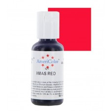 121 COLORANT NEALIMENTAR ROSU XMAS RED 21G AMERICOLOR