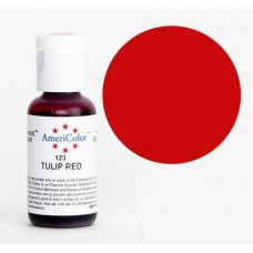 123 COLORANT NEALIMENTAR TULIP RED AMERICOLOR 21GR