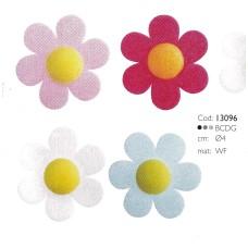`13096F Flori aromatizate mini anemone asortate d 4cm 100 bucati Modecor