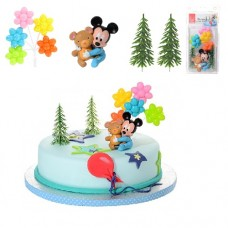 21907 KIT DECOR MICKEY MOUSE BEBE