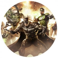 25616d Disc vafa Batman Infinite Crisis d14.5cm
