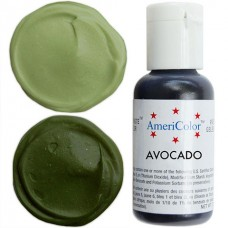 129 COLORANT ALIMENTAR AVOCADO AMERICOLOR 21GR