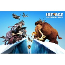 A4IceA40 Vafa Ice Age 4 Continental Drift