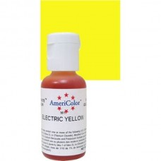 107 COLORANT ALIMENTAR LEMON YELLOW GALBEN AMERICOLOR 21GR