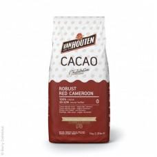 BARRY CALLEBAUT VAN HOUTEN CACAO RED CAMEROON 1KG 20-22% GRASIME