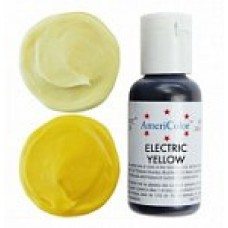 161 COLORANT ALIMENTAR ELECTRIC YELLOW GALBEN AMERICOLOR 21GR