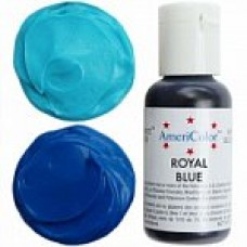 102 COLORANT NEALIMENTAR GEL ROYAL BLUE AMERICOLOR 21g